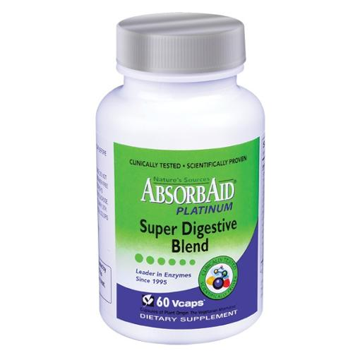 AbsorbAid Platinum Improved Absorbaid 60 VCaps