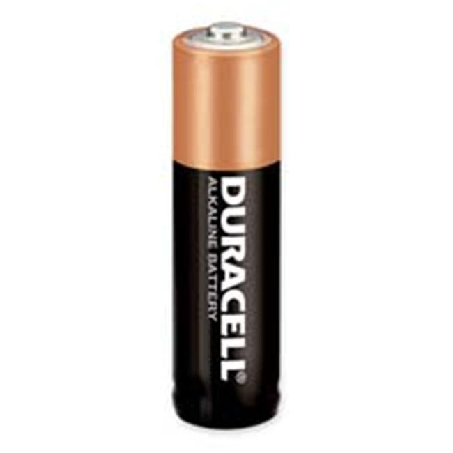 Duracell DURMN15RT12Z Alkaline Battery- AA- 12-PK