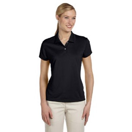 adidas Golf Ladies' climalite Short-Sleeve Piqué Polo