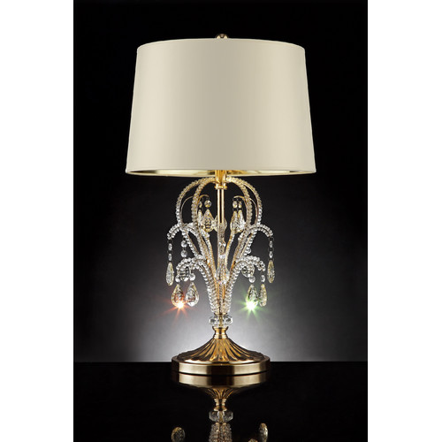 OK Lighting Amoruccio 29'' Table Lamp