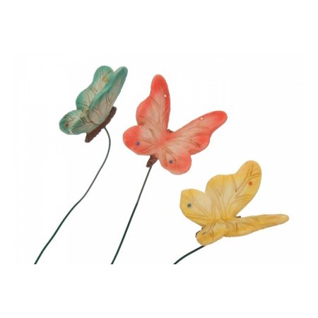 Butterfly Picks Large   Set Of 3