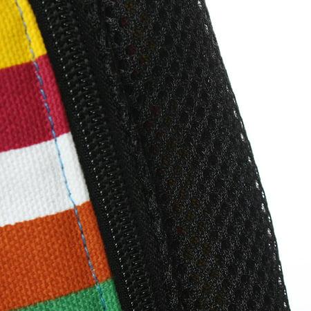 S-XL Size Fashion Pet Puppy Dog Cat Pig Net Canvas Backpack pigcanvasbackpack Front Tote Carrier Travel Shoulder Bag - image 5 de 9
