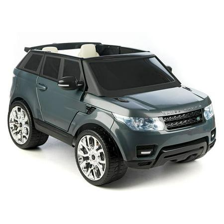 Feber 12V Range Rover, Gray (Range Rover Evoque Toy)