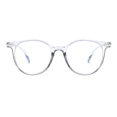 Blue Light Blocking Spectacles Anti Eyestrain Decorative Glasses Light Computer Radiation Protection (Spectacles For Computer)