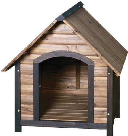 Precision Outback Country Lodge Dog House