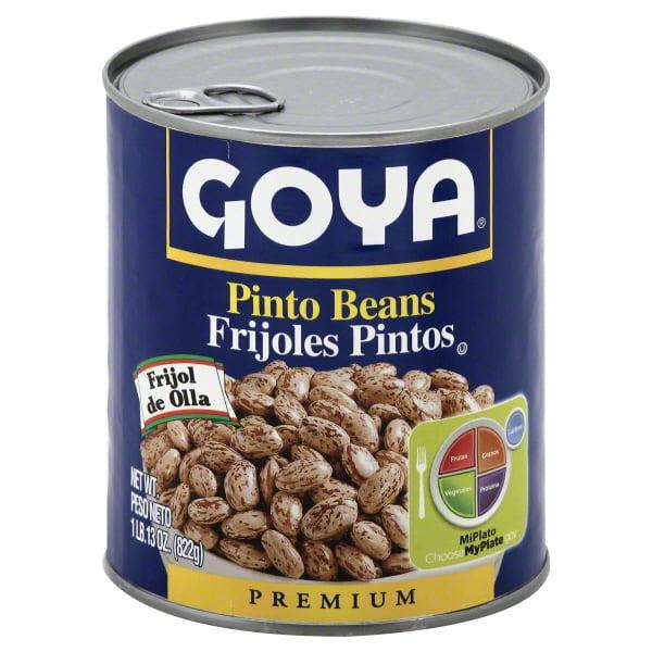 (6 Pack) Goya Pinto Beans, 29 Oz