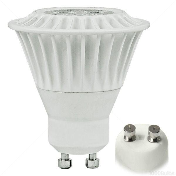 7W MR16 LED, 35W Equal, CRI 82, 40 Deg. Beam Angle, TCP LED7GU10MR1641KFL