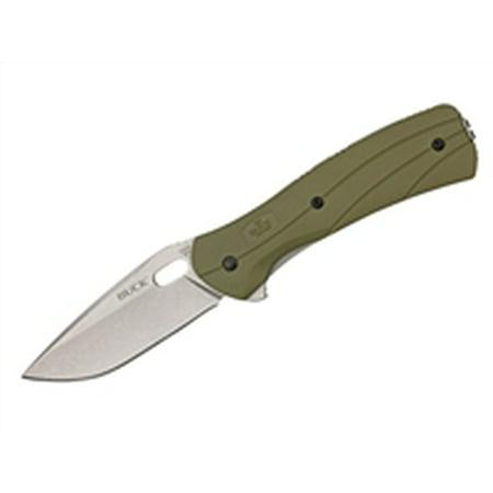 Buck Knives 0345ODS-C Vantage Select OD Green