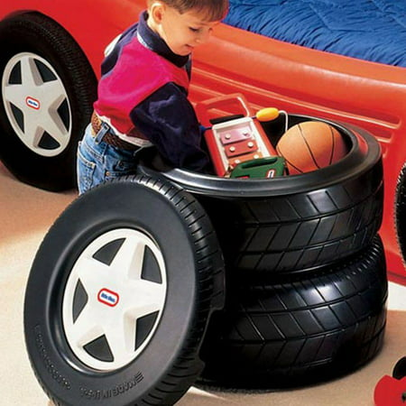 Best Little Tikes Classic Racing Tire Toy Chest deal