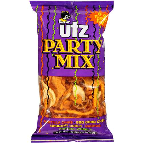 Utz Party Mix, 12 oz