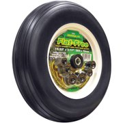 "Shepherd 9709 14"" Flat Free Replacement Tire"