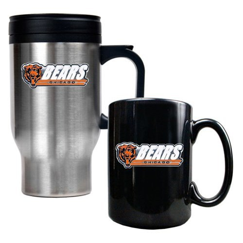 Great American NFL Travel and Ceramic Mug Set