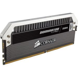 Corsair Dominator Platinum Series 16GB (2x8GB) DDR4 DRAM 3000MHz C15 Memory Kit