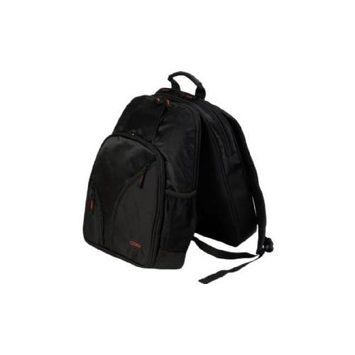 "CODi Tri-Pak Carrying Backpack for 15.4"" Laptops, Black"