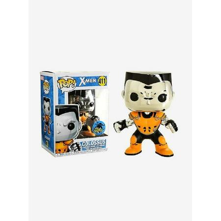 - Funko POP! X-Men - Colossus #411 [Chrome] - L.A. Comic Con Exclusive!