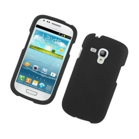 Hard Rubberized Case for Samsung Galaxy S3 Mini -