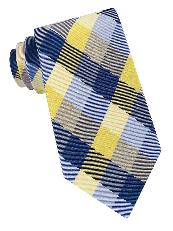 Tyler Tartan Silk Woven Tie