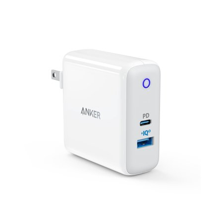 Anker PowerPort PD II with USB-C Power Delivery and USB-A Power IQ 2.0