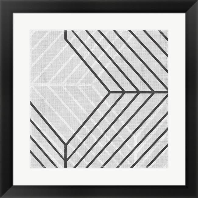 Metaverse R947870-0140000-AMAEAGOEDM 19.5 x 19.5 in. Diametric IV Framed Wall Art by June Erica Vess - image 1 of 1