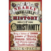 A Nearly Infallible History of Christianity - eBook
