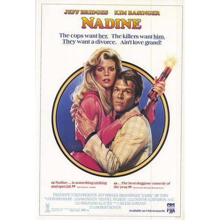 Nadine Poster Movie Mini Promo