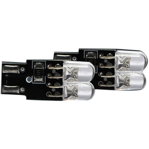 CIPA T-10 Blue LED Bulbs