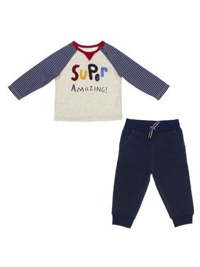 ED Ellen DeGeneres Baby Super Amazing Pant Set (Boys & Girls)