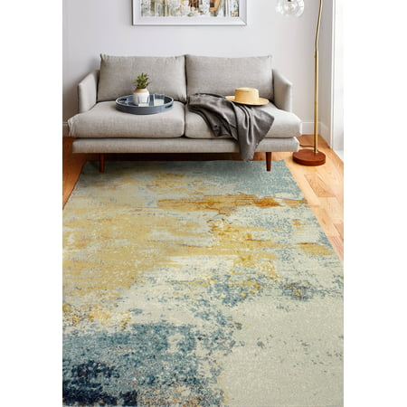 Bashian Alba Contemporary Abstract Area Rug