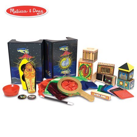Children's Melissa & Doug Deluxe Magic Set](Next Magic Set)