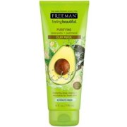 Freeman Facial Avocado & Oat Clay Mask 6 Ounce (177ml) (6 Pack)