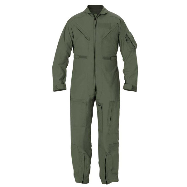 CWU 27 P Flame Resistant NOMEX Military Coveralls Flight Suit by Propper