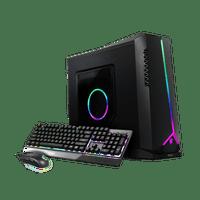 MSI Gaming Tower i5 GTX 1660 Super 8GB/240GB+1TB Gaming Desktop Tower, Intel Core i5-10400F, NVIDIA GeForce GTX 1660 Super, 8GB DDR4, 240GB SSD + 1TB HDD, Windows 10 - SE 10SI-001US