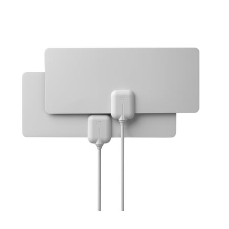 One For All 14502 Indoor Flat HDTV Antennas, 2-Pack
