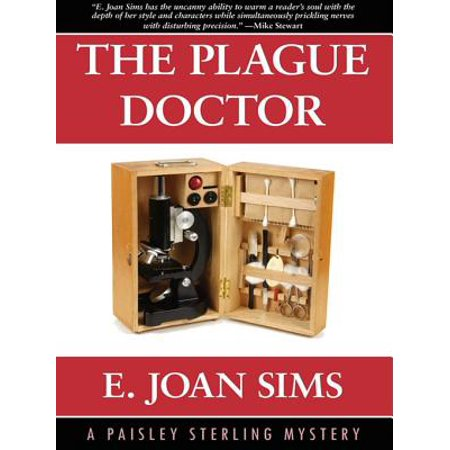 The Plague Doctor: A Paisley Sterling Mystery #2 - eBook - Plague Doctor Hat