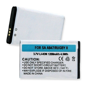 SAMSUNG SGH-A847 LI-ION 950mAh Cellular Battery + FREE SHIPPING