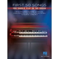 First 50 Songs You Should Play on the Organ (Paperback)