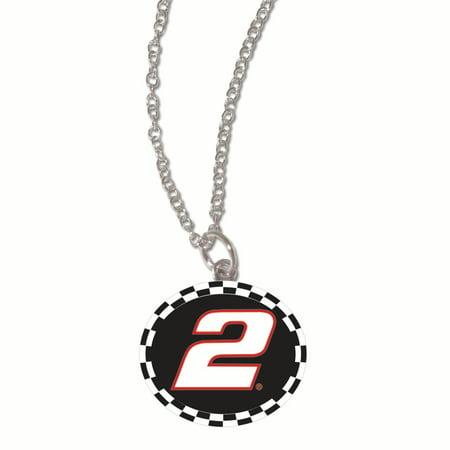 Brad Keselowski WinCraft Driver Round Necklace - No Size
