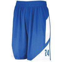 Augusta Sportswear Boy's Step-Back Basketball Shorts