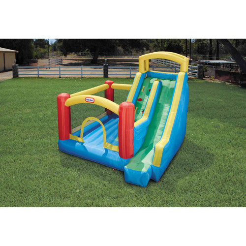 Little Tikes Giant Slide Bouncer by MGA Entertainment