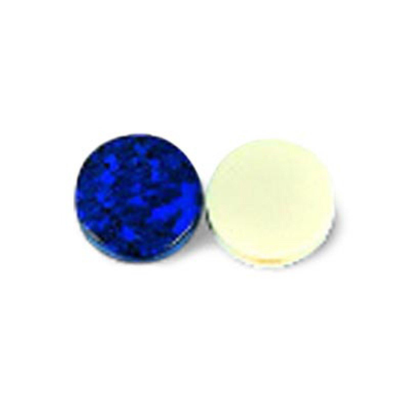 Uria Backgammon Checkers - Blue/Creme