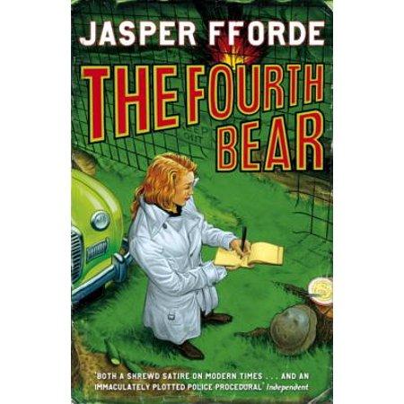 The Fourth Bear: Nursery Crime Adventures 2 (Paperback) ()