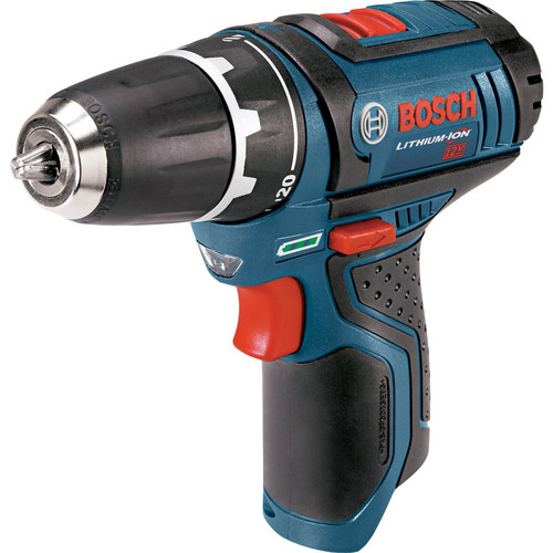Bosch Playstation 31BN 12-Volt Max Lithium-Ion 3 8 in. Cordless Driver Drill (Bare Tool) by Bosch