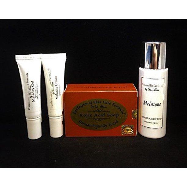 Dr Alvin Professional Skin Care Formula Melasma Set Walmart Com Walmart Com