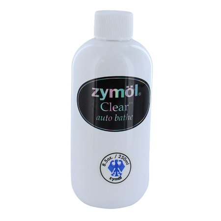 Zymol 203 Clear Auto Bathe Car Wash Soap - 8.5 - Zymol Car Wax