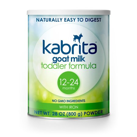 Kabrita Goat Milk Formula, Powder, Non-GMO, Natural and Gentle, 28 (Gentle Milk)