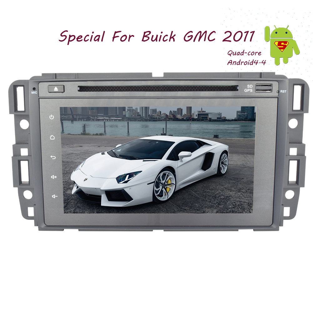 3D GPS Android 4.4 Capacitive Touch Screen Car Stereo Car...