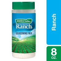 Hidden Valley Original Ranch Salad Dressing & Seasoning Mix, Gluten Free, Keto-Friendly - 1 Canister