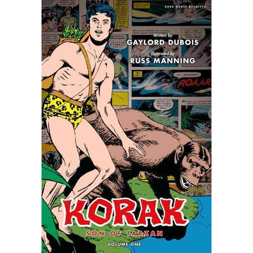Korak, Son of Tarzan Archives 1