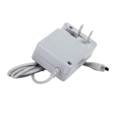 US Standard AC Power Adapter Rapid Wall Charger for Nintendo 3DS AC 100V-240V 50/60Hz DC 4.6V 900mA ()