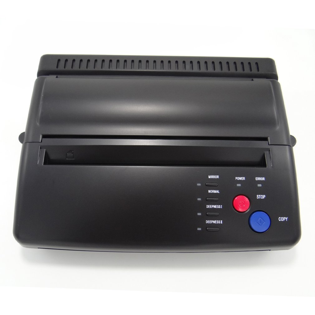 Tattoo Transfer Copier Printer Machine Thermal Stencil Ma...